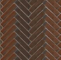 Excluton | Gebakken Waalformaat 20x5x8.5 | Oud Rotterdam