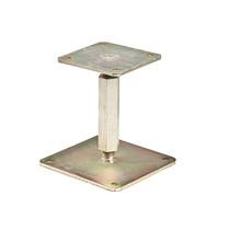Paaldrager verstelbaar | 14-20 cm  | Grijs verzinkt