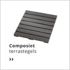 Kunststof Terrastegels 50x50.Terrastegels Voordelig Bij Nubuiten