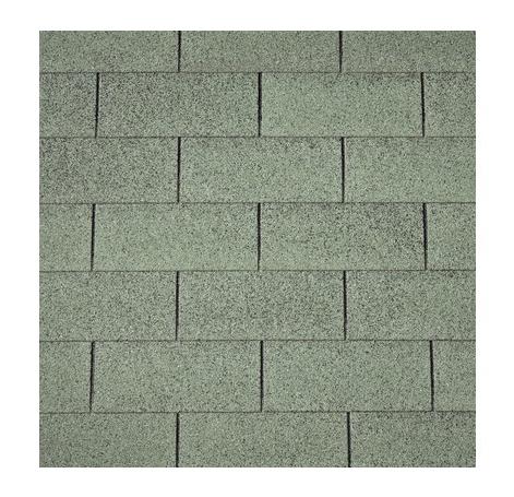 Shingles | Groen | Per pak | 3 m²