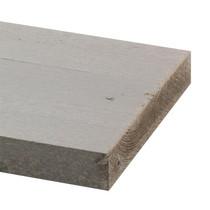 Steigerplank | 32 x 200 mm | 500cm | Grijs 2 x Gespoten