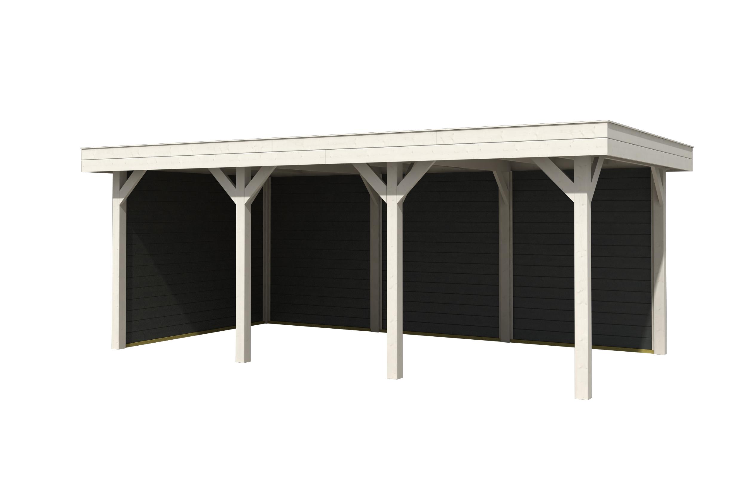 Westwood | Outdoor Living 6030 20 Plus | Carbon Grey | 588x304 cm