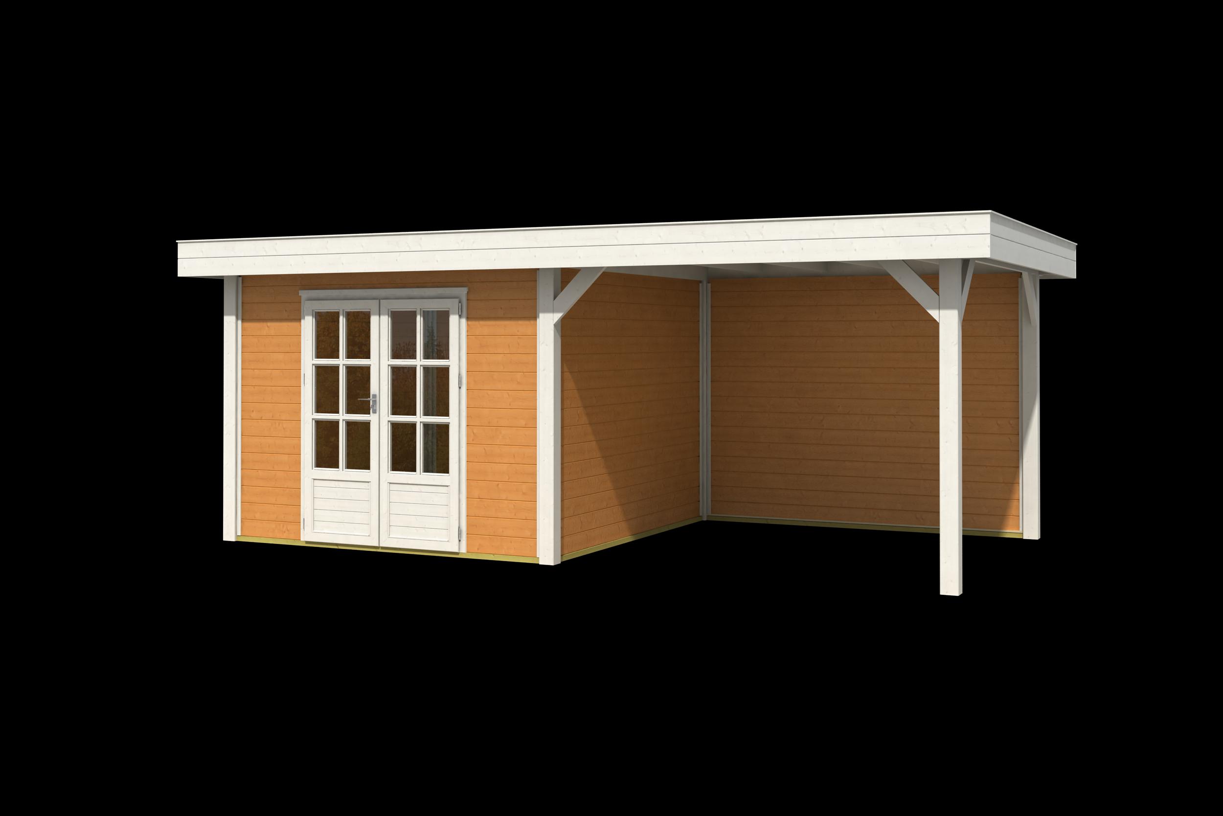 Westwood | Outdoor Living 6030 Extra | Dark Oak | 596x304 cm