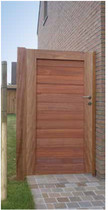Gardival | Bradford Poort | 100x180 cm