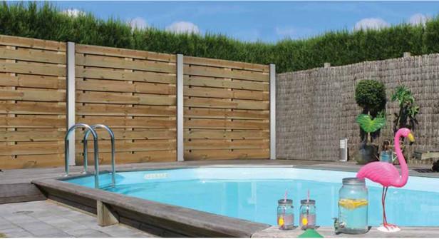 Gardival | Extra lat voor tuinscherm | Vital | 1.6x2x180 cm