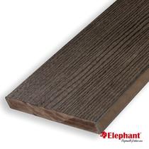 Elephant | Vlonderplank 25x190 mm | 400 cm | Bruin
