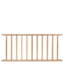 CarpGarant | Douglas spijlen hek | 80 x 180 cm
