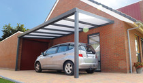 Gardendreams | Carport Legend Edition met polycarbonaat