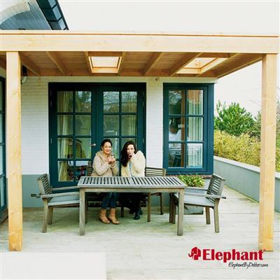 Elephant | Aanbouw veranda Xterior 600 | 300x600 cm