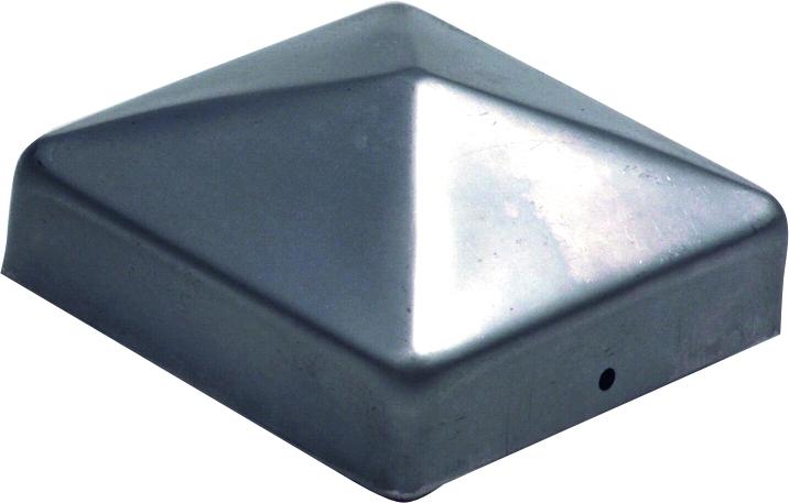 Felix Clercx RVS Paalkap 11 diamantkop