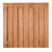Carpgarant | Scherm Douglas fijnbezaagd | 21-planks 180x180cm