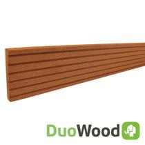 DuoWood | Afdekprofiel standaard vlonderplank | Havanna
