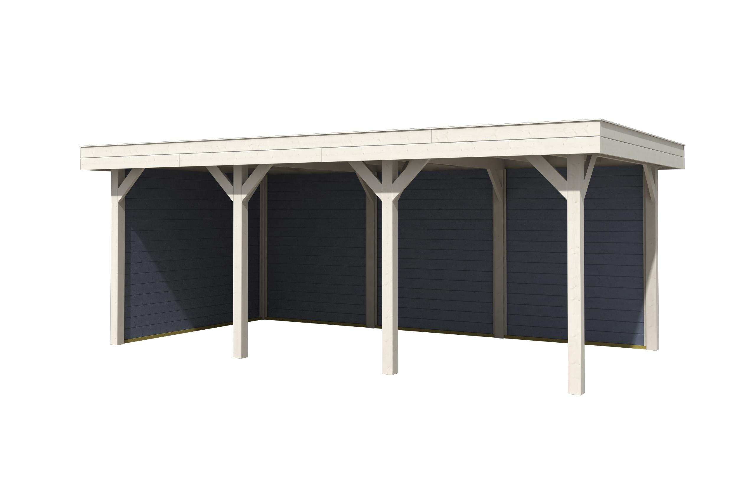 Westwood | Outdoor Living 6030 20 Plus | Pigeon Blue | 588x304 cm