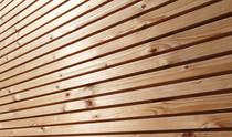 ThermoWood | Wandprofiel | 27 x 68 mm | Rombo 15° | 420 cm