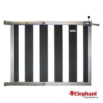 Elephant | Design poort | 100x80 cm