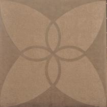 Excluton | Optimum Decora 60x60x4 cm iris | Graphite