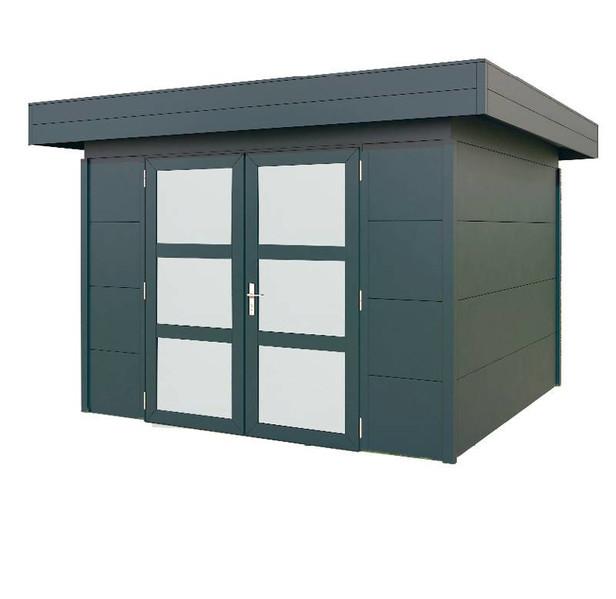 Gardendreams | Outdoor cabins met platdak | Leto | 300 x 300 cm
