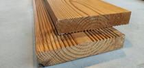 Vlonderplank Thermowood | Vuren | 26 x 140 mm | 300 cm