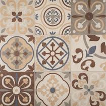 Gardenlux | Designo Mosaic 60x60x3 | Terra