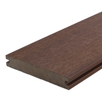 Composiet vlonderplank | Massief | 23 x 138 mm | Multibrown wild | 300 cm