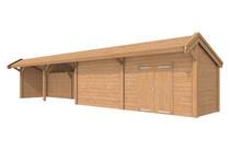 Douglasvision | Kapschuur Modulair 700 x 230 | Voorbeeld 4