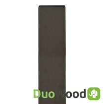 DuoWood | Paal 85x85 | 270 cm | Lava