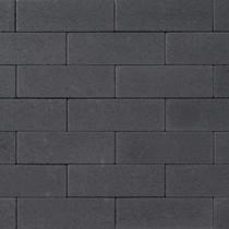 Excluton | Klinker Romano 11x33x8 cm | Nero