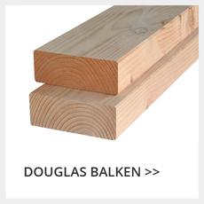 douglashout balken