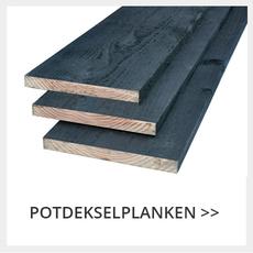 potdekselplanken douglas hout