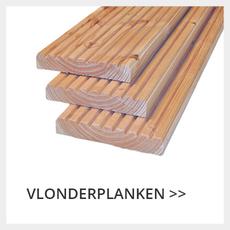 vlonderplank douglas hout