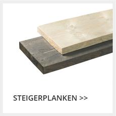 steigerplanken douglas hout