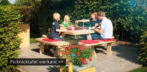 Betere Picknicktafel - Dé Picknicktafel Specialist van Nederland! Alle PM-16