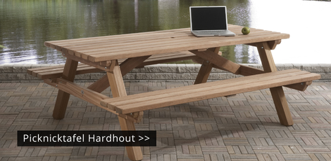 Verbazingwekkend Picknicktafel - Dé Picknicktafel Specialist van Nederland! Alle RD-76