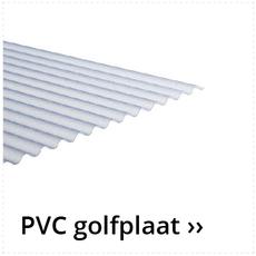 Golfplaten nodig? Golfplaat online kopen bij NuBuiten.be! Golfplaten Kopen