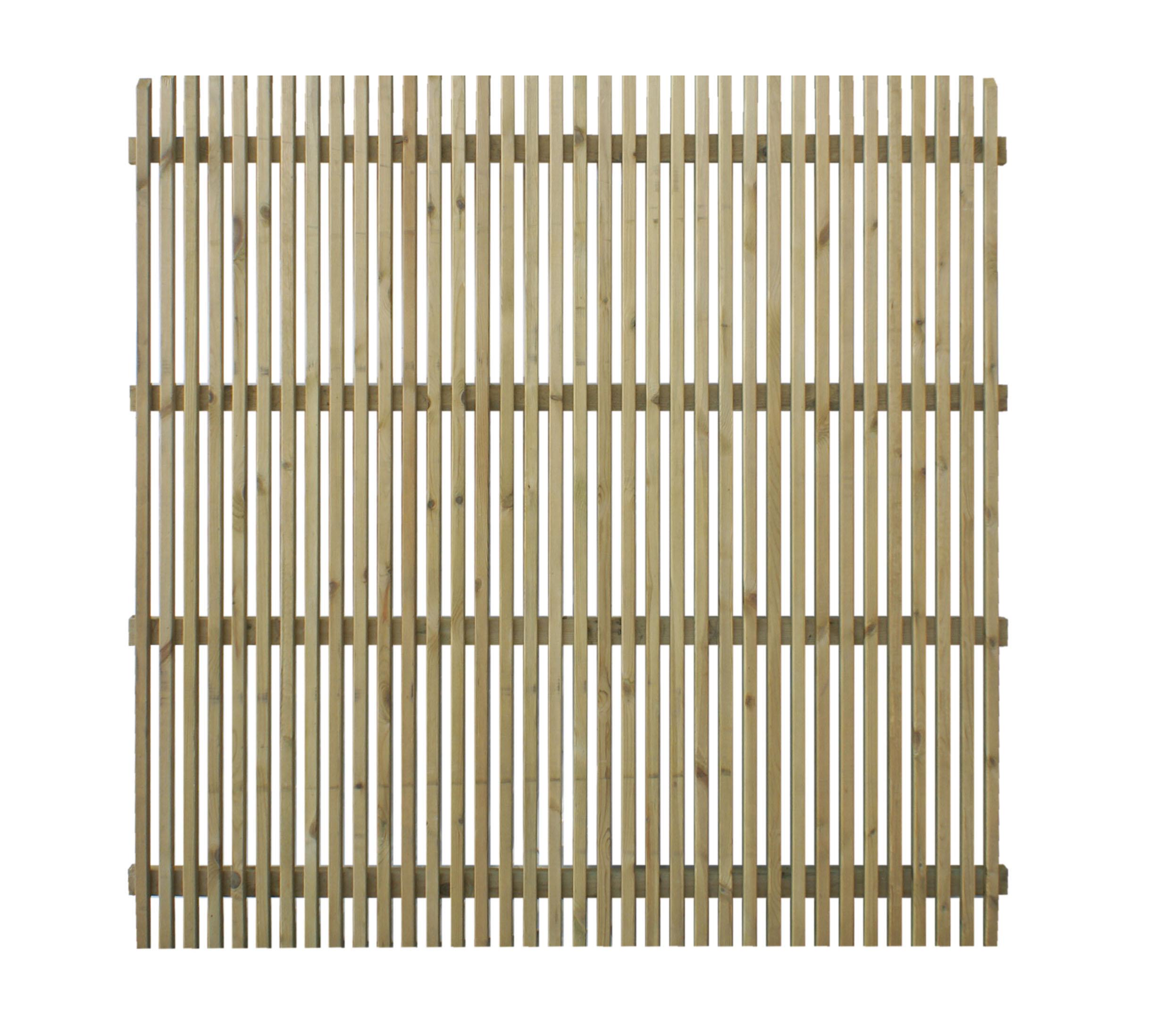 Exterior Living | Tuinscherm Plano 180x180 cm
