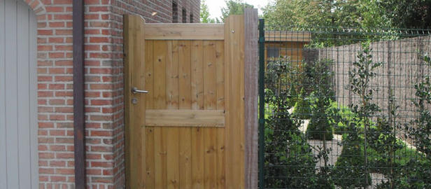 Gardival | Sierpoort Windsor 150x100 cm | Grenen