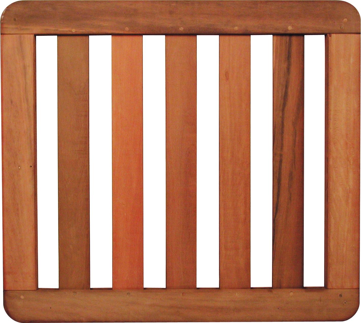 Felixwood | Hekpoort 11 | Bangkirai | 90 x 100 cm