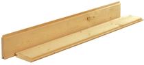 Blokhutprofiel plank vuren | 28 x 145 mm | 420 cm