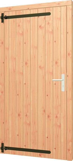 Trendhout | Opgeklampte deur | Onbehandeld