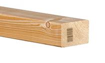 Vuren regel | 45 x 70 mm | Geschaafd | 480 cm