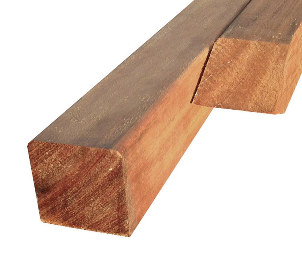 Productbeschrijving de hardhouten paal 88 x 88 avepast perfect bij een bangkirai schutting!!de hardhouten ...