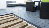 Fiberon | Xtreme Wide | Aspen Grey | Vlonderplank 20 x 184 mm | 488 cm