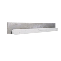 Betononderplaat | Basic | Grijs | 26 x 3 x 184cm