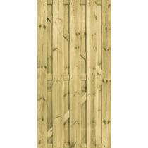 Tuinpoort Grenen | Verticaal | 90 x 180 cm | 1430