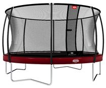 BERG Elite+ 430 Tattoo Rood + Safety Net T-series