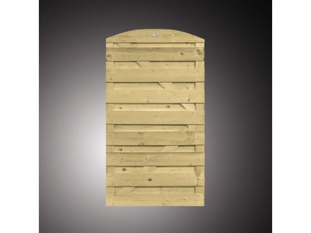 CarpGarant | 1744 | Vuren deur toog horizontaal | 180 x 100 cm