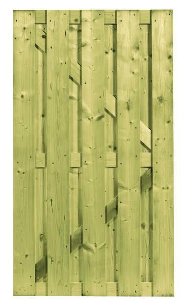 CarpGarant | 1719XL | Deur recht verticaal XL | 200 x 100 cm