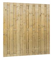 Jumboscherm 15-planks | 180 x 180 cm