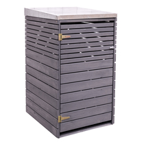 Outdoor Life Products | Containerbox Grijs