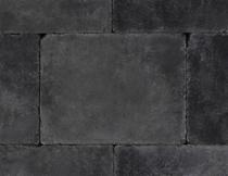 Kijlstra | Trommelkassei 20x15x6 | Grijs/zwart